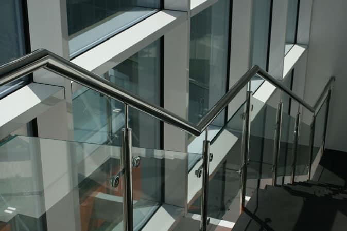 image rampe escalier